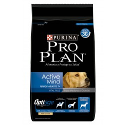 Pro Plan Active Mind +7 Razas Medianas