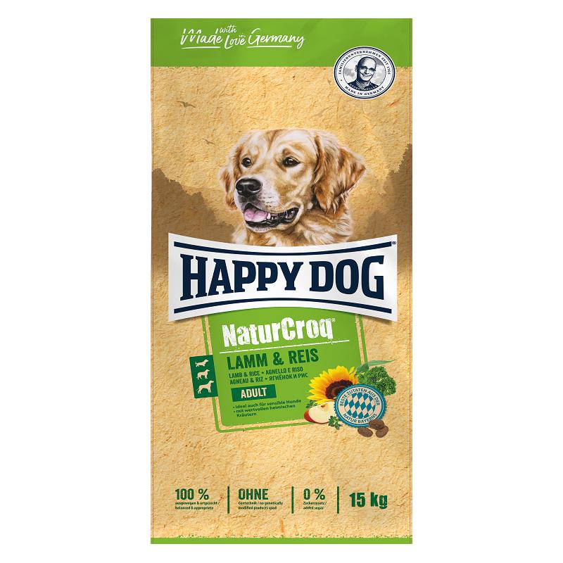 Happy Dog NaturCroq Adulto